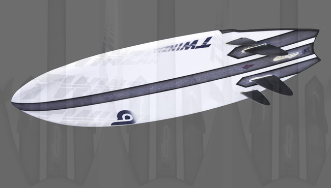 The Twinza design made a brief appearance during the demise of the twin fin era- in a vain attempt to […]