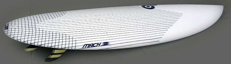 The new EPS Mach 3 is designed off the Mach 3 PU, but wider and thicker, however still retains a […]